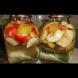 Компот от ябълки не бях правила, но като опитах, то се оказа страшна вкусотия
