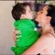 Ако целувате детето се по устните не сте наясно, колко може да му навредите