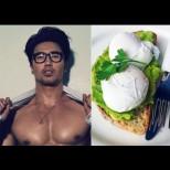 Човекът, който е на 50, но изглежда на 20, яде по 6 яйца на закуска! Ето каква е тайната му: