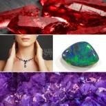 Скъпоценните камъни, които ще ви донесат късмет в заврисимост от месеца, в който сте родени