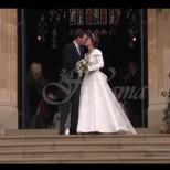С какво заблестяха звездите на сватбата на принцеса Юджини? (СНИМКИ)