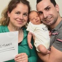 Българско бебе се превърна в сензация в Англия