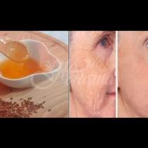 Този метод ще ви помогне да затегнете кожата, да се отървете от бръчките и също да премахнете недостатъците на лицето си!