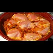 Вечеря с пилешко- няма как да не ви хареса тази манджичка, а сосчето става убийствено за топене