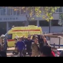 Ето терористът от Керч-Труповете са все повече, основно деца