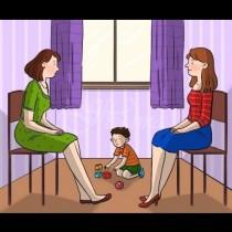 99 % не могат да решат този тест. Коя е майката на детето?