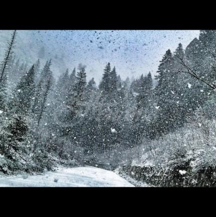 Снегът идва!