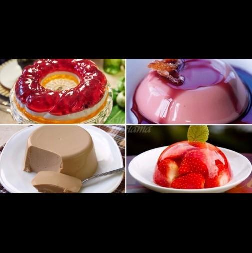 Заместител номер 1 на всички тежки и калорични десерти, след тези рецепти друго няма да вкусите повече