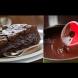 Греховно вкусна шоколадова торта: адски лесна и без грам мляко и яйца!
