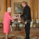 Президента и първата ни дама на гости на кралицата Елизабет II (много снимки)