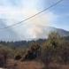 Голям пожар гори близо до Княжево. В момента не е ясно има ли опасност за хората (СНИМКИ)