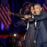 Мишел Обама с интимни подробности от спалнята