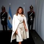 Съпругите на световните лидери приковаха погледите с красивите си тоалети