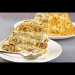 Торта с 3 продукта за 15 минути - нищо не бъркаш, печеш или вариш. Резултатът - бомба: