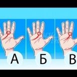 Погледнете дясната си ръка, ако линията е под показалеца вие сте харизматичен човек, с лидерски качества