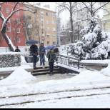България попада в окото на Мароканския циклон-Сняг до 40 см!