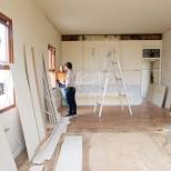 За да се отдели от тъща си, Мартин направи чуден ремонт и на 29 кв.м. побра спалня, баня, кухня и всекидневна