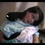 На 11 години животът ѝ свърши, лекарите я отписаха напълно! Крехкото момиче изненада всички