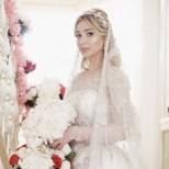 Ето как се прави сватба от чеченски олигарх, който омъжи внучката си