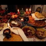 В сряда вечер не забравяйте да оставите масата с достатъчно храна, за да дойде Богородица, да се нахрани и да благослови дома