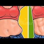 Висящи мазнини корема: тези 6 продукти са виновни!