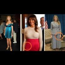 И първите дами го правят: 15-те тотални модни катастрофи на Мелания Тръмп