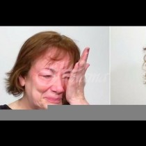 Жената, която се разведе след 44-годишния си брак поиска помощ о тизвестен гримьор и така се преобрази, че много 30-годишни ѝ завидяха