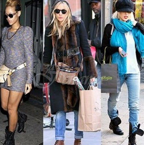 Новата модна тенденция в обувките зарадва всички жени- топличко и удобно ще да е тази зима (снимки)