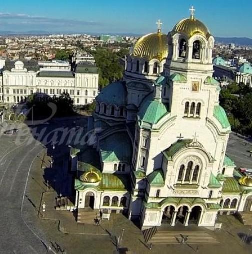Такава булка не сте виждали досега, хората около Александър Невски останаха без думи (снимки)