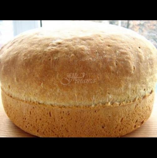 Хлябът на свекървата остава мекичък с дни, но е толкова вкусен, че изчезва за часове