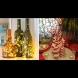 26 впечатляващи новогодишни и коледни бутилки, 19 направо ме остави без думи (снимки)
