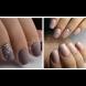 15 идеи за нежни маникюри за къси нокти (снимки)
