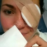 Лекари извадиха окото на момиче, за да не умре, но това беше само началото на кошмара