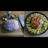 Пиле с картофи- нетрадиционна рецепта, която ще ви накара да искате поне още една порция