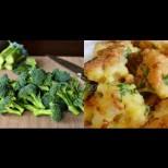 Ей, не съм вярвала, че някога ще прояда броколи, но приготвени така са по- вкусни от пържени картофки дори
