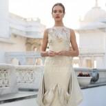 Уникалната рокля на Наталия Водянова - Всички погледи се насочиха към нея