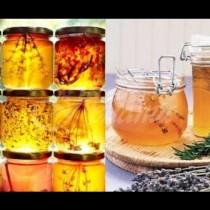 Как да си направите мед с билки