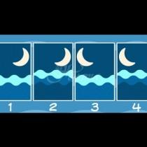 Тестът, който взриви социалните мрежи: Луна и море - разкрива скритите страни на вашата личност