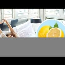 Половин лимон до леглото преди лягане прави чудеса със здравето ви