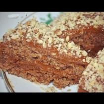 В нея няма и една излишна калория: Диетична лешникова торта с крем за 5 минути
