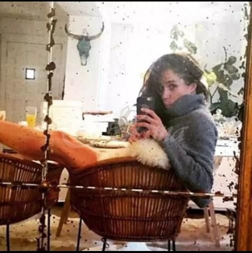 Снимки от шикозното жилище на Меган Маркъл преди да се омъжи-Колко обувки има само!