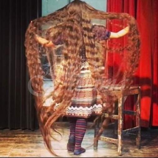 32-годишна жена не мие косата си от 20 години