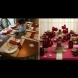 28 идеи как да декорирате масата за Коледните и новогодишни празници (снимки)