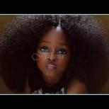 Тя е само на 5, а прилича на абаносова перла. Ето го новото най-красиво момиченце на света - какво мислите?