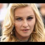 Какво стана с лицето на Мадона