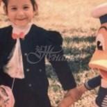 Една от най-сексапи дамите на Нова телевизия, когато е била момиченце