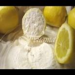 Лимон и сода с благодатно действие за тялото