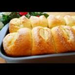 Безподобно мекички хлебчета от пухено тесто - най-лесната рецепта с винаги 100% резултат: