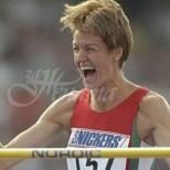 Стефка Костадинова изглежда все по- добре с всяка изминала година. На 54 изглежда като на 30 години (снимка)
