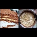 Най- лесната торта от 3 съставки, за която сте чували някога и то без печене